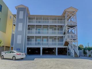 Seaside Villa 202 on Folly Beach