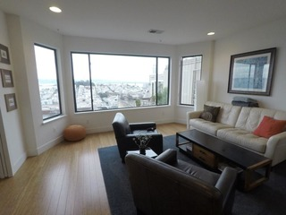 Chic Space with Incredible Views Russian Hill Vist