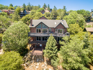 New Listing! Huge Custom Home w/ Epic Lake Views