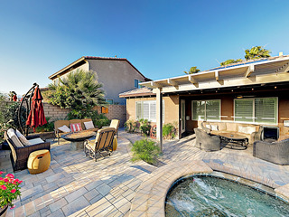 New Listing! Desert Oasis w/ Spa