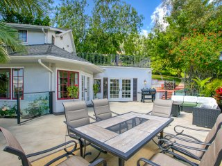 New Listing! Luxe Home Near Hollywood Attractions
