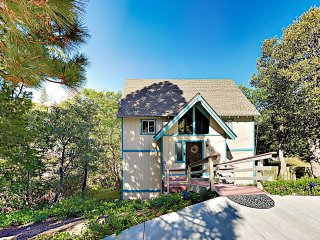 New Listing! Alpine Gem w/ Deck- 5 Mins to Beach