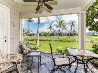 Fairway Villas D5 at the Waikoloa Beach Resort