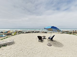 New Listing! Oceanfront Eden w/ Private Beach