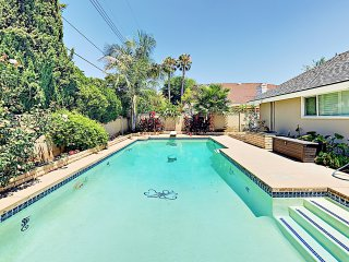 New Listing! Family Home w/ Pool, Near Disneyland