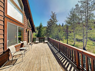 New Listing! Custom Home w/ Mountain Views