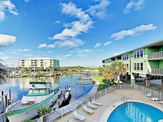 New Listing! Navy Cove Condo on Mobile Bay