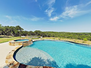 New Listing! Hill Country Estate w/ Pool & Hot Tub