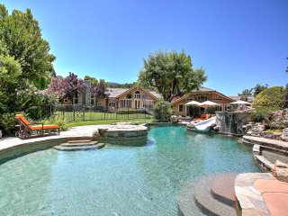 New Listing! 10-Acre Gemstone Ranch- Private Pool
