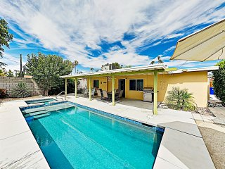 New Listing! Movie Colony Oasis w/ Pool & Spa