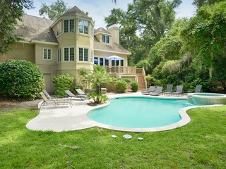 New Listing! Luxe Oasis w/ Private Pool & Theater