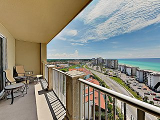 New Listing! Elegant Condo w/ Gulf Views & 3 Pools