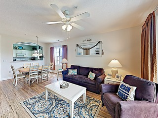 New Listing! Barefoot Resort & Golf Condo w/ Pools