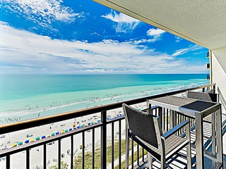 New Listing! Beach Resort Living: Pools & Hot Tubs