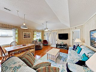 New Listing! All-Suite Beach Bungalow w/ Pool