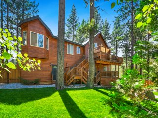 New Listing! Alpine Chalet w/ Private Hot Tub