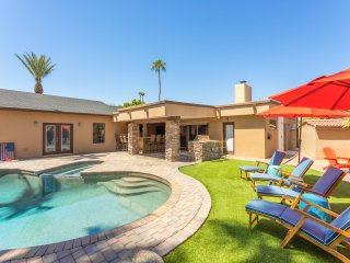 New Listing! Luxe Oasis: Pool, Spa & 2 Game Rooms
