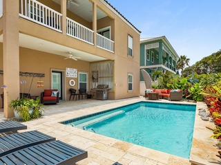 Upper Deck, South Padre Island Home