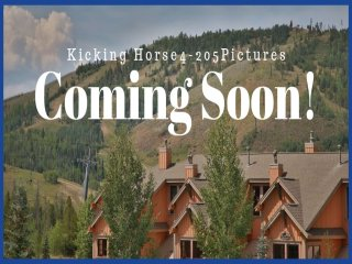 Kicking Horse Lodges 4-205