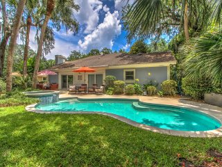 New Listing! 3rd-Row Oasis w/ Private Pool & Spa
