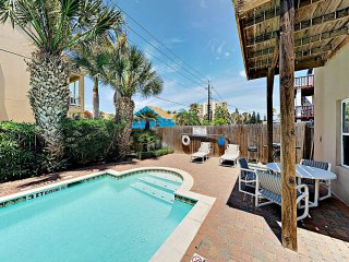 New Listing! Updated Condo w/ Pool, Walk to Beach