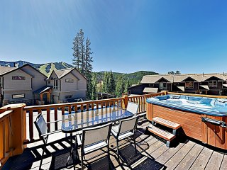 New Listing! Upscale Retreat w/ Private Hot Tub