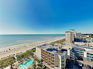 New Listing! Oceanfront Condo w/ Pools & Hot Tubs