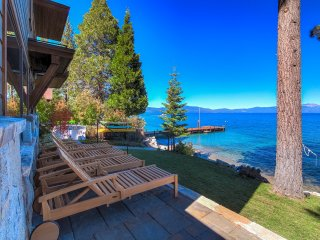 Tahoe Lakefront Bliss