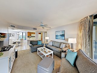 New Listing! All-Suite Beach Getaway w/ Pool