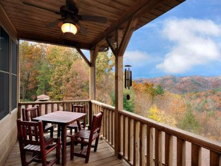 Happy Trails-Romantic,Views, Screen Porch,HotTub
