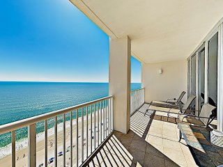 New Listing! 23rd-Floor Condo, Stunning Gulf Views