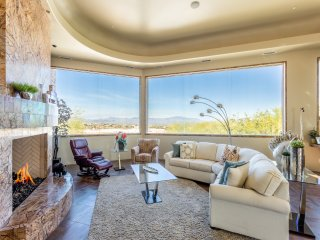 All-Suite Tuscan Home w/ Pool, Spa & Sports Court