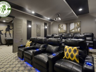 OR239S-9/9.5 w/Pool/Spa, BBQ, Game Room, Theater