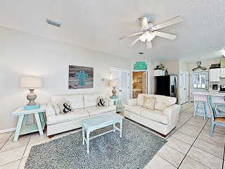New Listing! Coastal Charmer w/ Luxe Amenities