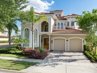 OG438C-5/5 w/Pool/Spa, Golf View Near Disney