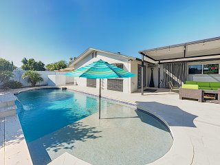 New Listing! Modern Home w/ Sparkling Private Pool