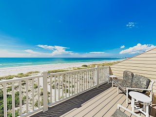 New Listing! Beachfront Bliss w/ Stunning Views
