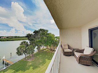New Listing! Waterfront Condo w/ Pool & Dock