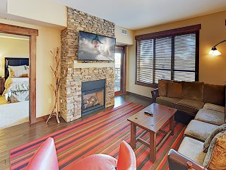New Listing! Upscale Ski Condo at Trailhead Lodge