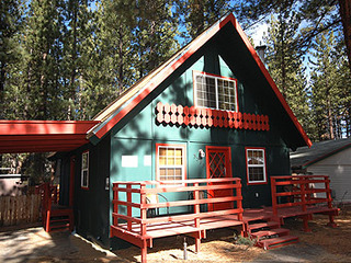 3373 Cape Horn Road Cabin