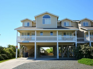 Boardwalk- Duplex at Holden Beach