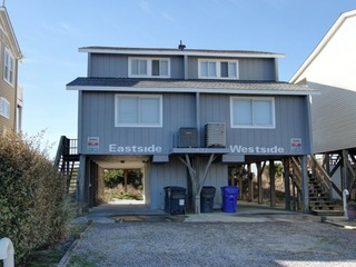 Eastside Duplex at Holden Beach