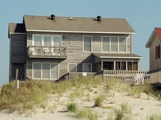 Grammy's House at Holden Beach