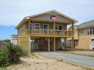 Magnolia Cottage at Holden Beach