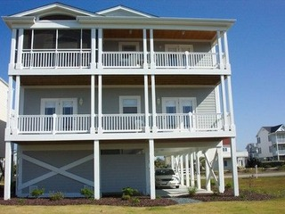 Principal Getaway at Holden Beach