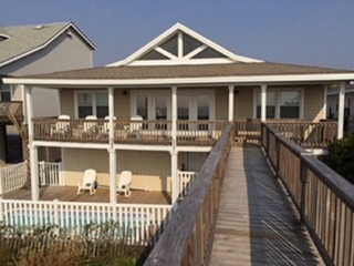 Xanadu Private Holden Beach Home