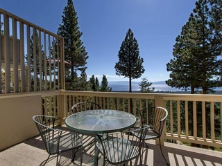 Condo with Gourmet Kitchen and Lakeview Deck