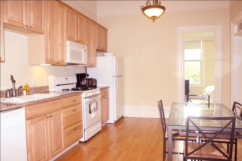 Noe Valley Suite Vacation Rental in San Francisco - RedAwning