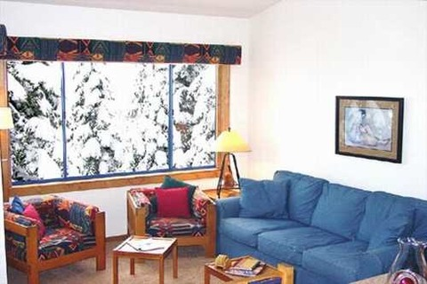 Bright and Spacious Northstar Ski Trail Condo Vacation Rental in Northstar - RedAwning
