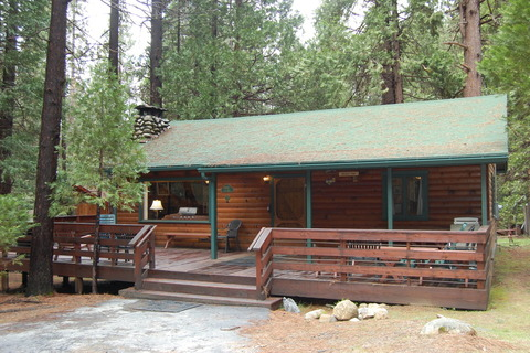 Cabin #73 Walk-A-Bout Vacation Rental in Yosemite - RedAwning